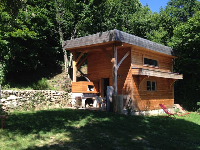 Gîte écologique - Vals-les-Bains - Lerhydda