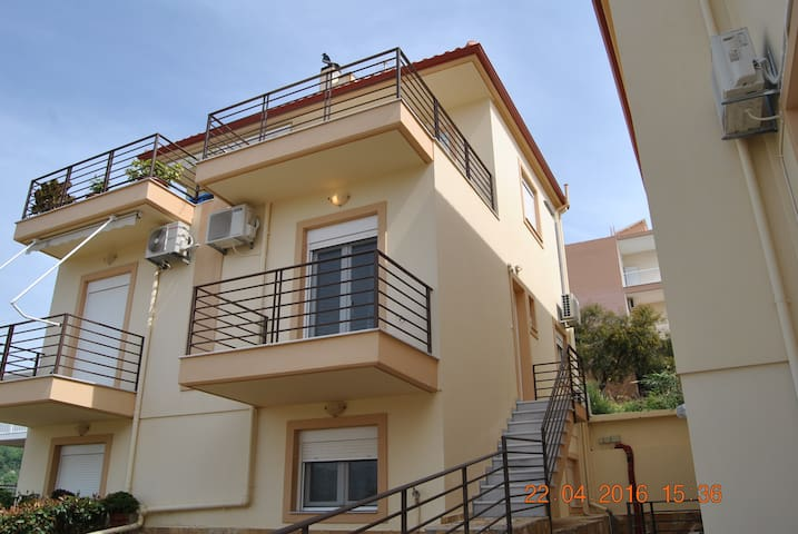 """House with sea view """"ANGELO"""" - Kanali - Dom"""