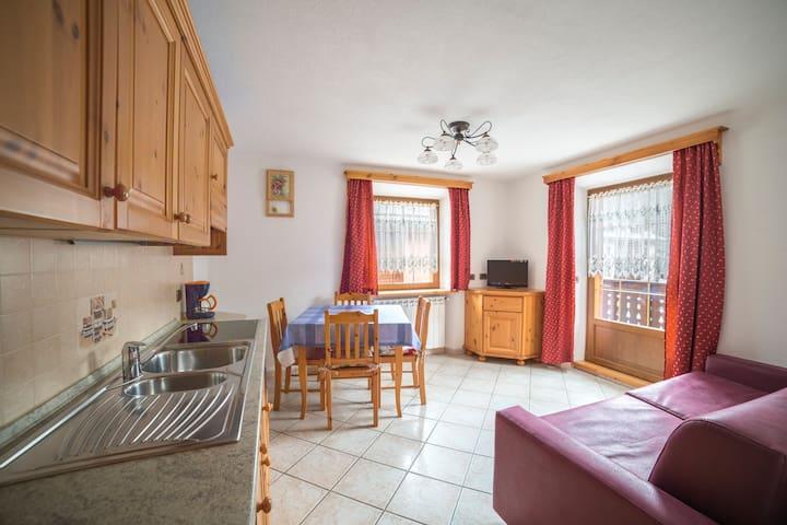 Livigno Centro - Appartamento Fiocco di Neve - Livigno