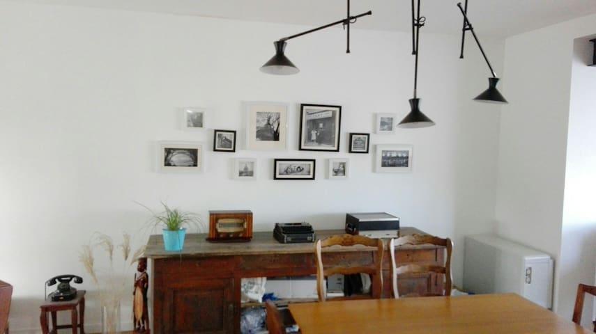 Une parenthèse dans le vignoble - Le Pallet - 獨棟