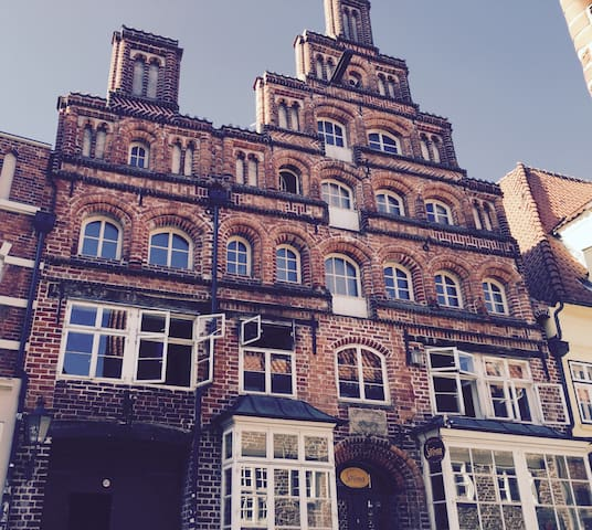 Welcome to the heart of Lueneburg - Lüneburg - Daire