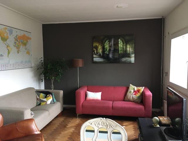 Fijn appartement in Zutphen centrum - Zutphen - Huoneisto