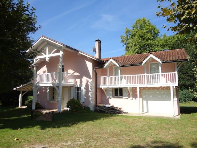 maison au coeur des bois - Pontonx-sur-l'Adour - Casa