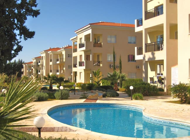 Homely Paphos Apartment - Paphos - Appartement