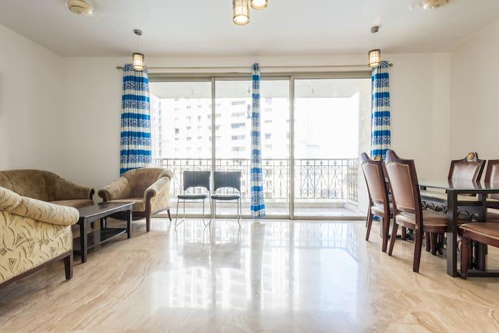3 BHK lavish Apartment in Hiranandani Estate Thane - Thane - Appartement