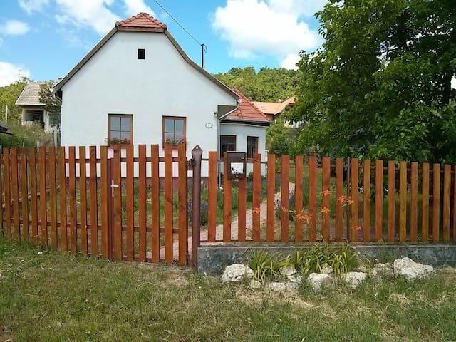Parasztház típusú ház, kerttel. - Csákvár - Maison