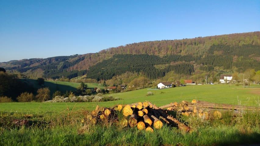 Eifel rustig en natuurlijk logeren - Zendscheid - Bed & Breakfast