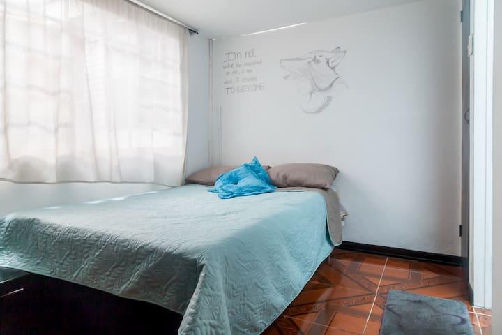 Familiar house to feel at home - Bogotá - Ev