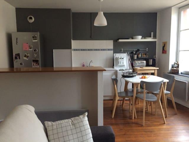 Appartement entier à Thionville centre - Thionville - Lägenhet