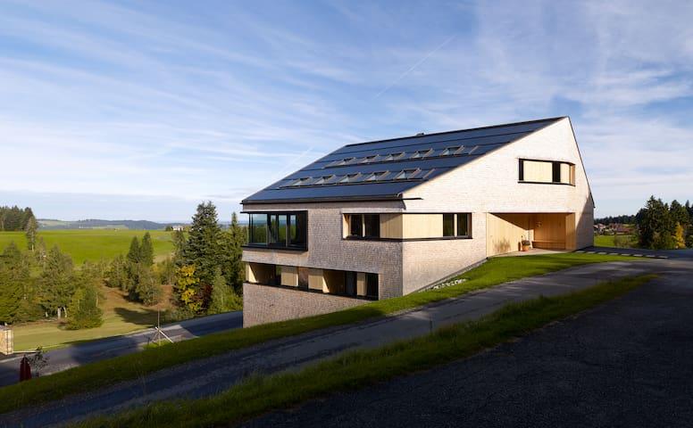 Ferienwohnung in modernem Holzhaus^ - Sulzberg - Leilighet