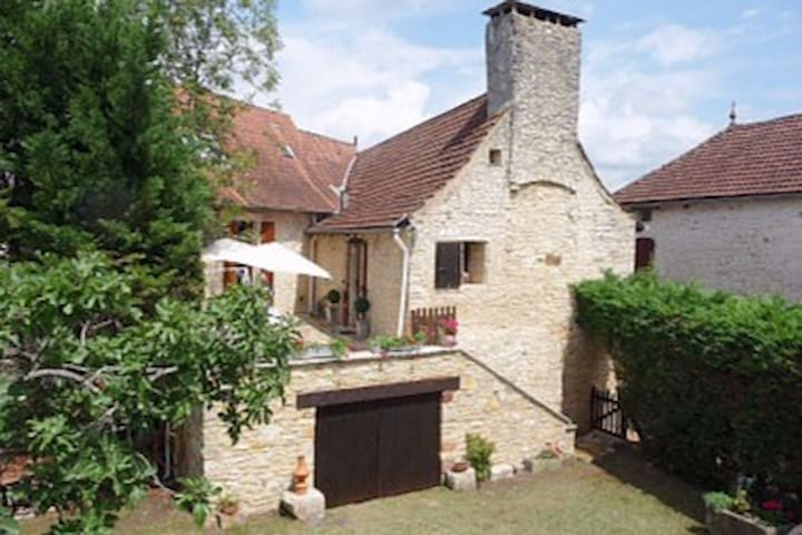 Jeanne's house - Lavercantière - House