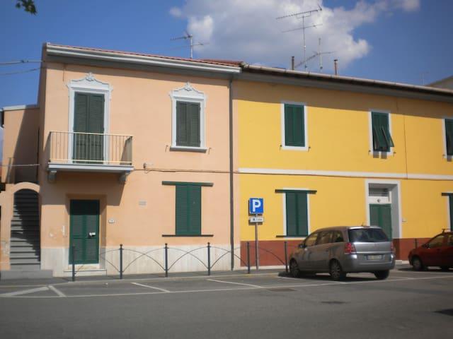 appartamento vista mare - Rosignano Solvay - Departamento