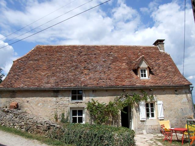 cottage with pool - maison piscine - Espédaillac - Ev