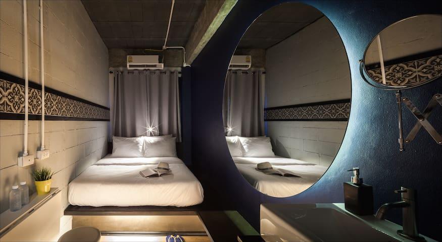 Private room design in Phuket town - Phuket - Řadový dům