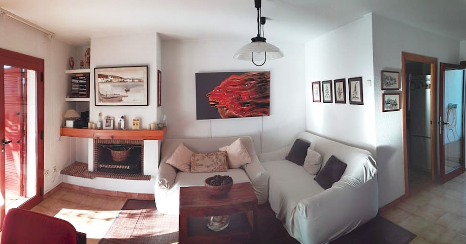 Casa tres plantas Costa Brava. - Sant Antoni de Calonge - Huis