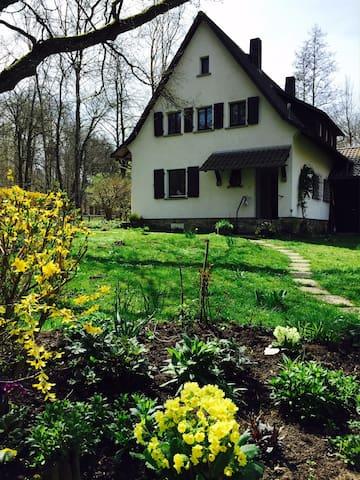 Traumhaftes Landhaus vor Darmstadt - Roßdorf - Huis