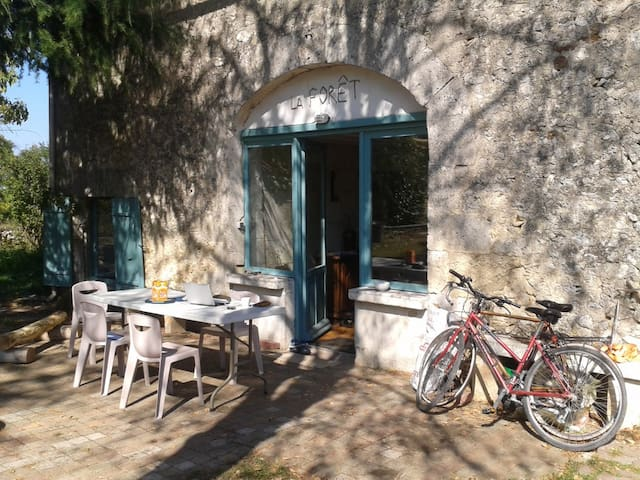 Confort & charme en Périgord Vert - Sainte-Croix-de-Mareuil - Huis