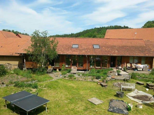Alternatives Holzhaus - Reichelsheim (Odenwald)