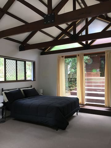 peaceful studio set on an acre - Murwillumbah - Altres
