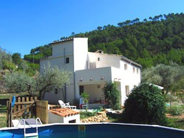 Mas de Cabrers; peaceful, relaxing and loads to do - Llucena - Villa