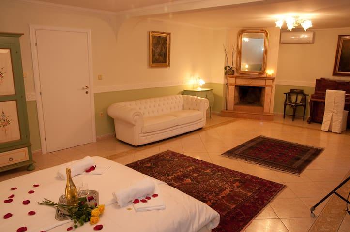Casa Oasa - King room - Marezige - Villa