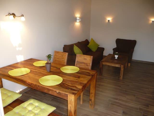 Saaletal-Apartment - Hammelburg - アパート