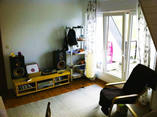 Appartement au calme proche de la nature - Niederbronn-les-Bains - Departamento