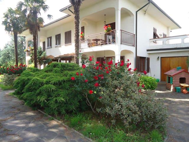 VILLA  ARTEMISIA - UNDER TUSCAN SUN - Borgo A Buggiano - Villa