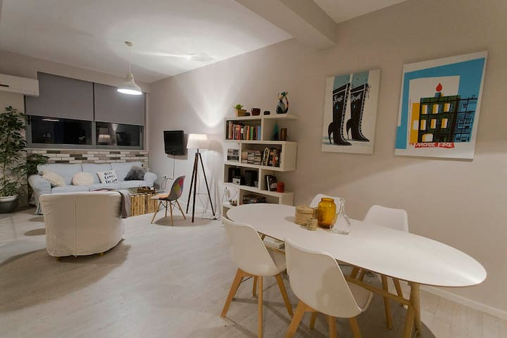 Stylish Loft in the Heart of Athens - Athina - Appartement