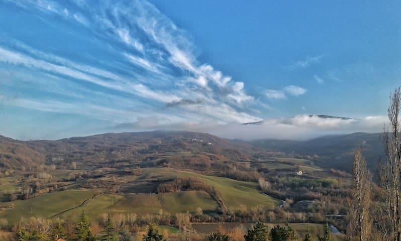La dimora del Biker - San Sebastiano Curone - Leilighet