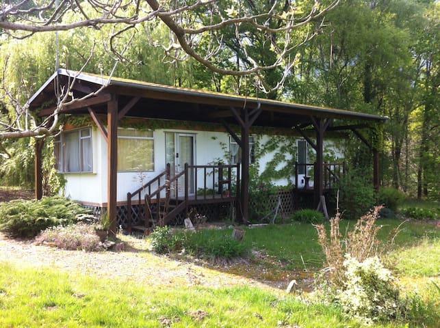 Joli bungalow en pleine nature - La Châtre-Langlin - Bungalov