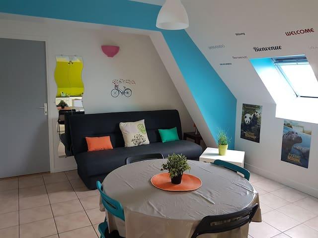 LA Garenne - Chabris - Lägenhet