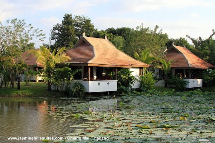 Jasmine Hills Lodge - Tambon San Klang - Hotel butikowy
