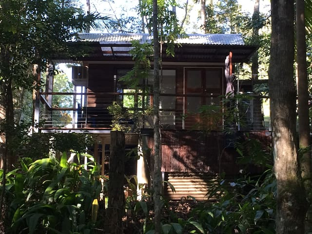 Rainforest Creek Cabin - Maleny