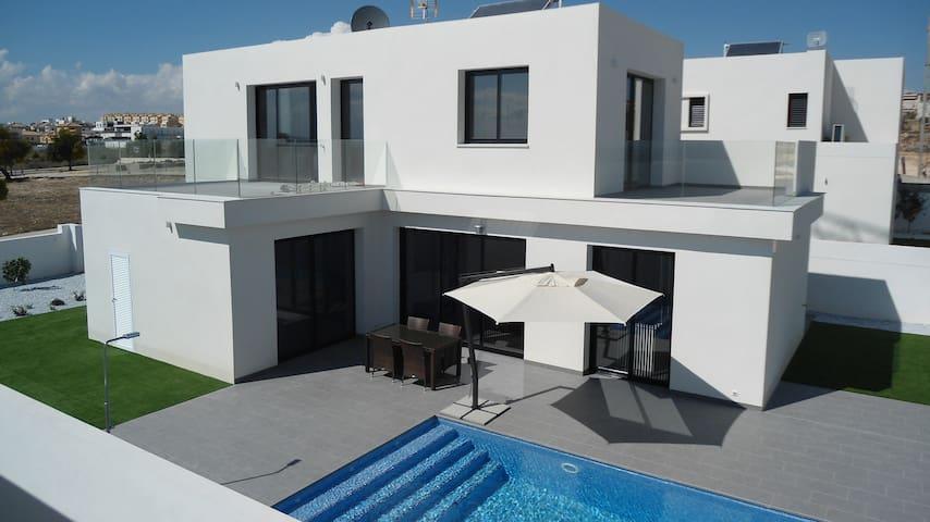 Luxueus overnachten in moderne villa - San Fulgencio - Vila