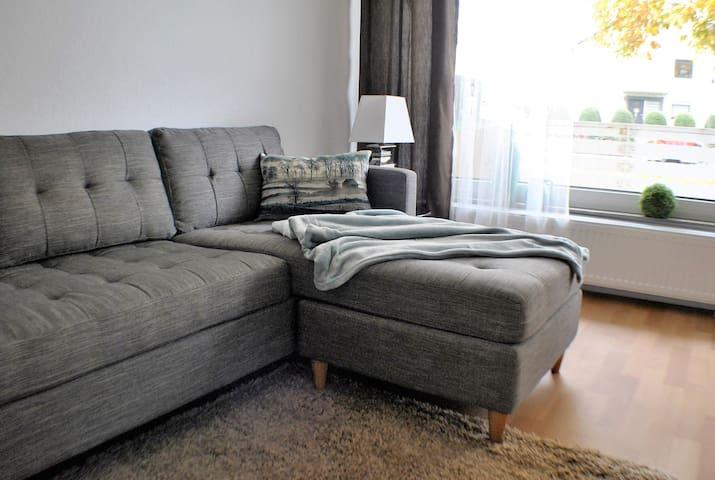 Neu & Stylish - Wunderschöne Wohnung in Kassel Süd - Kassel - Lägenhet
