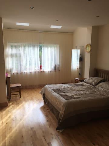 Private spacious room in Cork City - Cork - Hus