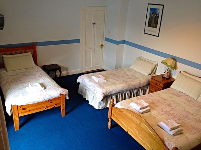 Quadruple Room Ensuite - Cashel - Bed & Breakfast