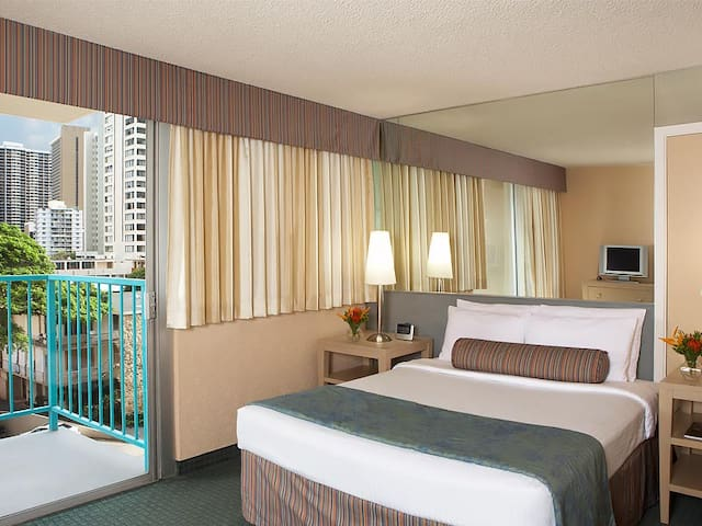 Convenient and Comfortable - Honolulu - Boutique hotel