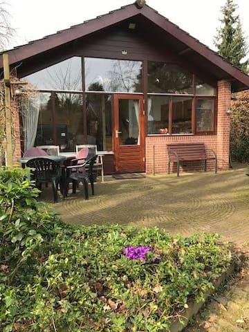 Huisje aan de bosrand - Aalten - Rumah liburan