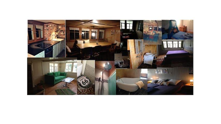 Luxeriös aiifach - Sankt Peterzell - Casa