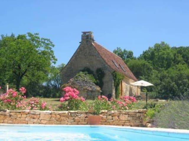 Bakkershuisje in de Lot, zuid-west Frankrijk - Salviac