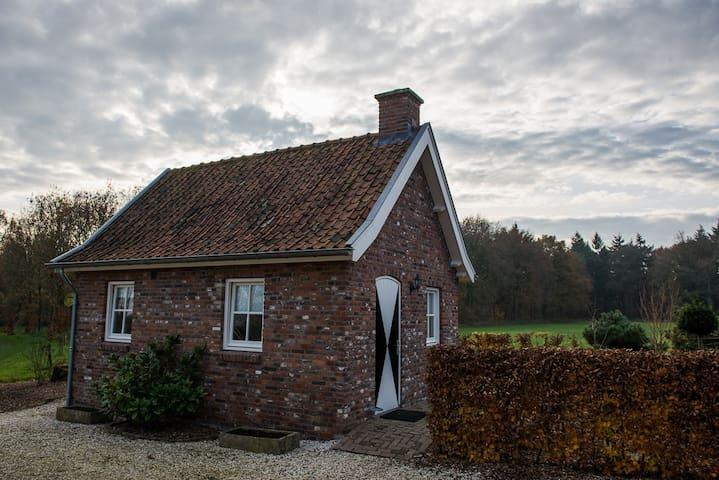 Vakantiehuisje aan de bosrand - Geijsteren - Hus