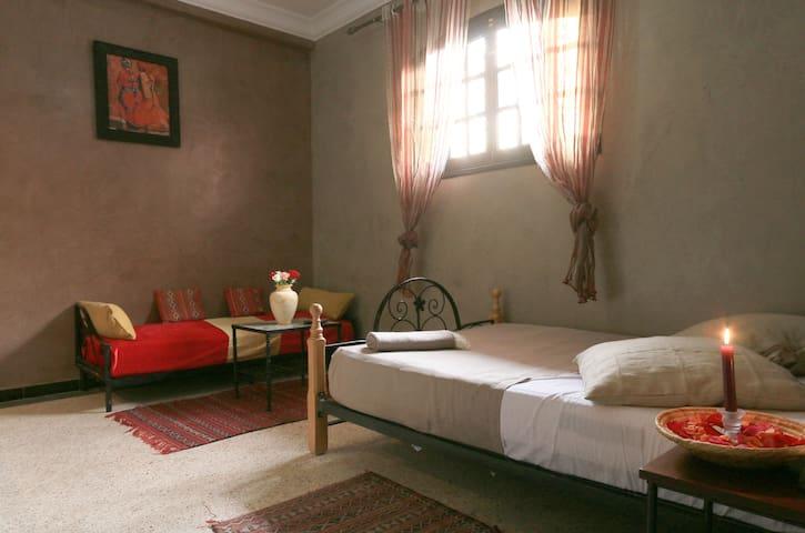 Jolie petit studio agréable calme - Marrakech