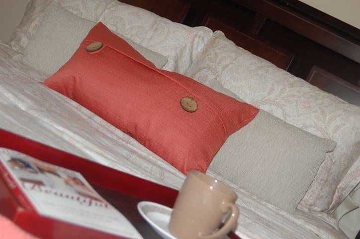 Peace of Mind Suite - Palmetto - Bed & Breakfast
