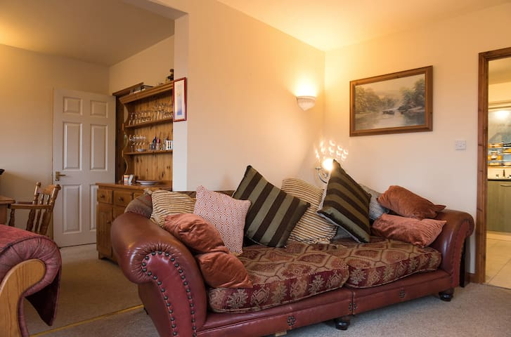 Homely, two bed, spectacular views! - Looe - Hus