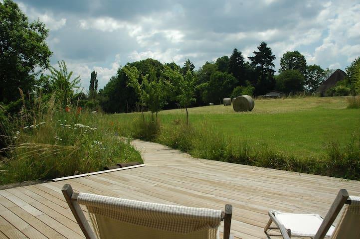 Gîte en campagne Limousine - Saint-Hilaire-les-Places - 獨棟