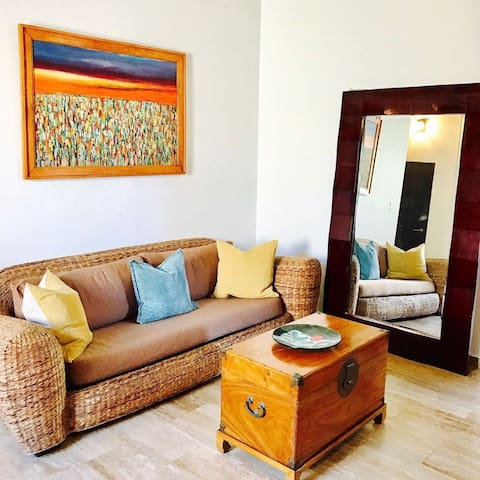 Charming 2BR Villa in the Heart of Old San Juan - San Juan - Departamento