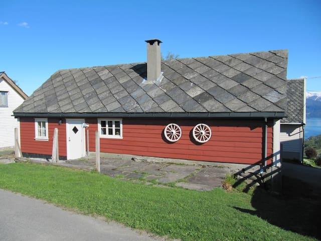 Hytte på Kjosås, Øystese, Hardanger - Kvam - Hus