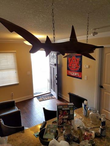 Furnished apartment/close to campus - Auburn - Wohnung